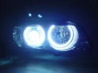 4 HALOGEN MODEL 00-03 BMW E53 X5 LED ANGEL HALO XENON PROJECTOR HEADLIGHT DEPO