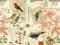 """Rossi """"Les Oiseaux"""" Wrapping Paper"""