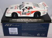 FLY 88239 LANCIA BETA MONTECARLO #68 24H LE MANS 1981 FINOTTO-PIANTA-SCHOEN  MB