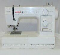 Janome Sewing Machine Model Heavy Duty HD 1000 + Bonus Kit