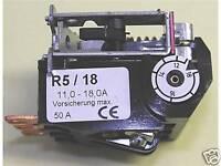 Motorschutzrelais für CONDOR Druckschalter MDR/5