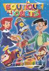 DVD La boutique de Jouets - Les Jouets sont vivants dans cette aventure