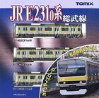 TOMIX 92343 JR Commuter Train Series E231-0 'Sobu Line' Basic 3-Car Set