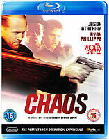 Chaos (Blu-ray, 2009) New Sealed
