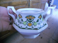 Johnson Bros GREENFIELD sugar bowl
