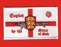 ENGLAND PATCH BNP ISD SKINHEAD BIKER MOD PUNK infidel ENGLAND , oi