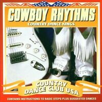 The Country Dance Kings - Cowboy Rhythms (1997)