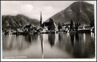 ROTTACH EGERN Bayern Bavaria Wallberg AK 1955 gelaufen alte Postkarte Gebraucht
