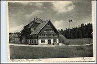 KÖNIGSFELD Schwarzwald 1936 Partie am Jugendhaus gel.