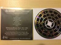 SEAMOUNT ~'Earthmother'~V.Rare UK PROMO ONLY CD 2012~STONER DOOM METAL~NEW