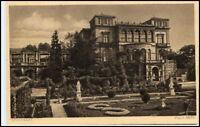 STUTTGART ~1920 AK Villa Berg Verlag Fritz Schanbacher