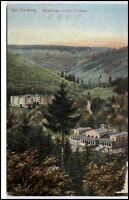 Bad Harzburg Niedersachsen Postkarte 1910 Harzburger Hof und Kurhaus ungelaufen