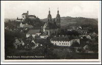 Gössweinstein Bayern alte Postkarte ~1930/40 Gesamtansicht Panorama ungelaufen