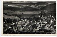 Bad Berka Thüringen Postkarte ~1935/40 Gesamtansicht Original Fliegeraufnahme