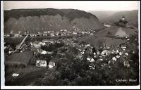 Cochem Mosel Rheinland-Pfalz Ansichtskarte Postkarte 1963 gelaufen Gesamtansicht