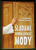 BOOK Polish Highlander Folk Costume Podhale Tatra Mountain ethnic fashion POLAND