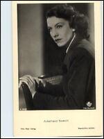 DDR Postkarte Kino Bühne Film Foto Verlag  Schauspielerin AK Adelheid Seeck