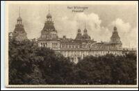 BAD WILDUNGEN Hessen AK ~1910/20 Partie am Fürstenhof