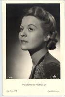 HEIDEMARIE HATHEYER Schauspielerin ca. 1950/60 Porträt-AK Film Bühne Theater