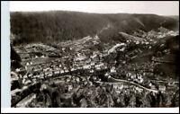 WILDBAD Schwarzwald AK 1957 schöne Gesamtansicht Foto