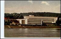 BONN ~1950/60 Themen-Karte Politik Partie Bundeshaus