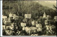 BAD HARZBURG Harz ~1910/20 Häuser Villen am Papenberg