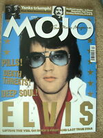 MOJO MAGAZINE #101 APRIL 2002 ELVIS PRESLEY