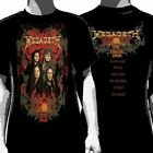 MEGADETH - Band Photo T-shirt - NEW - LARGE ONLY