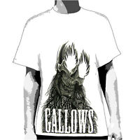 GALLOWS - Skull (The):T-shirt - NEW - SMALL ONLY
