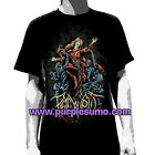 PSYCHROPTIC:Red Lady:T-shirt NEW:MEDIUM ONLY