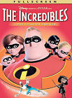 The Incredibles (DVD, 2-Disc Set, Fullscreen, Collector's Edition)