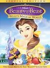 Beauty and the Beast: Belles Magical World (DVD, 2003)