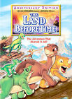 The Land Before Time (DVD, 2003, Anniversary Edition)