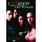 I Still Know What You Did Last Summer (DVD, 1999, Closed Caption)