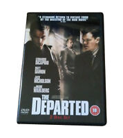 The Departed (DVD, 2007, 2-Disc Set) NEW SEALED FREEPOST