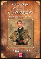 Sharpe - The Complete Series (14 Disc Box Set) [DVD] [1995], Good Condition DVD,