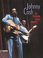 Johnny Cash At Town Hall Party 1958-1959, Very Good DVD, Johnny Cash,