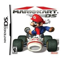Mario Kart New Super bros games game Nintendo DS DSI DSL DSIXL 3DS XL racing car