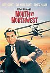 DVD Hitchcock's North by Northwest WIDE: Cary Grant Eva Marie Saint James Mason