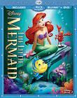 The Little Mermaid (Blu-ray/DVD, 2013, 2-Disc Set, Diamond Edition)