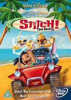 Stitch - The Movie (DVD, 2003) NEW/SEALED/FREEPOST