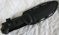 NEW Ka-Bar KaBar BK2 Becker Campanion Fixed Blade 1095 Knife Hard Sheath KB0002