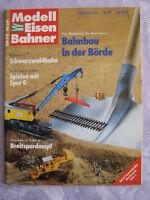 Modelleisenbahner Juni 6/1992