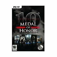 Medal of Honor -- 10th Anniversary Edition (PC: Windows, 2008) - US Version