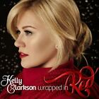 Wrapped in Red - by Kelly Clarkson - CD Album Damaged Case