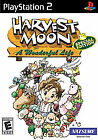 Harvest Moon: A Wonderful Life -- Special Edition (Sony PlayStation 2, 2005)