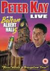 Peter Kay - Live At The Bolton Albert Halls (DVD, 2003)