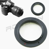 55mm Macro Reverse Adapter Ring for Canon EOS M M2 EF-M mount mirrorless camera