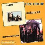 Freedom-At Last/Through the Years CD Double CD  New