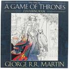 Game of thrones colouring book (A) - Martin George R.